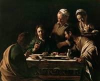 Supper at Emmaus, 1606