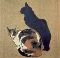 Two Cats, 1894