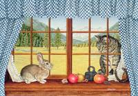 Rimrock Cottontail, 1993