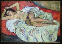 Nude Female Reclining, 1922