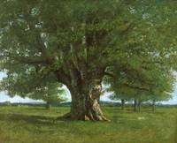 The Oak of Flagey, called Vercingetorix