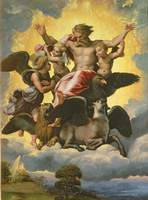 Vision of Ezekiel, c.1518