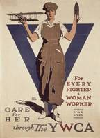 For Every Fighter a Woman Worker, 1st World War YW