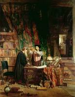 The Alchemist, 1853