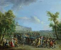 The Pillage of the Invalides, 14 July 1789