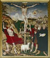 Christ on the Cross, 1552-55
