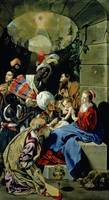 The Adoration of the Kings, 1612