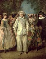 The Actors of the Commedia dellArte