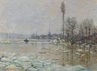 Breakup of Ice, 1880