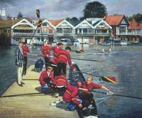 Towards the Boathouses, Henley, 1997