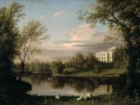 View of the Pavlovsk Palace, c.1800