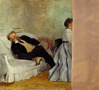 Monsieur and Madame Edouard Manet, 1868 69