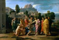 The Blind of Jericho, or Christ Healing the Blind,