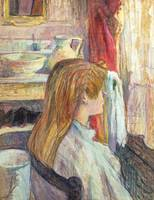 Woman at the Window, 1893