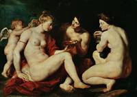 Venus, Cupid, Bacchus and Ceres, 1613