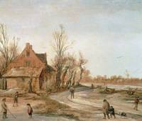 Winter Landscape, 1623