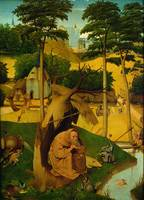 Temptation of St. Anthony, 1490