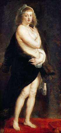 Helena Fourment in a Fur Wrap, 1636 38