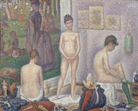 The Models, 1888