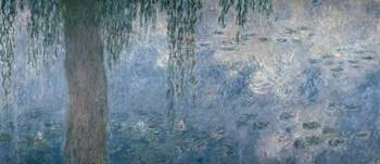 Waterlilies: Morning with Weeping Willows, 1914 18