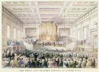 The Great Anti-Slavery Meeting of at Exeter Hall,