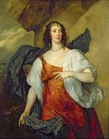 Olivia, Wife of Endymion Porter, c.1637