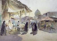 Light and Shade, Shiraz Bazaar, 1994