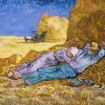 """Noon, or The Siesta, after Millet, 1890"" by fineartmasters"