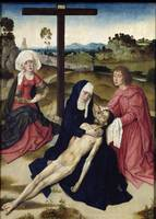 The Lamentation, c.1455-60