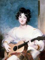 Lady Wallscourt, 1825