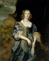 Anne Carr, Countess of Bedford, c.1638