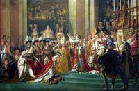 The Consecration of the Emperor Napoleon