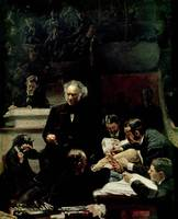 The Gross Clinic, 1875