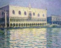The Ducal Palace, Venice, 1908