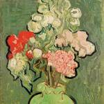 """Bouquet of flowers, 1890"" by fineartmasters"