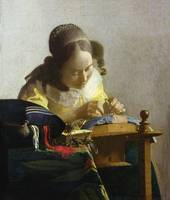 The Lacemaker, 1669 70