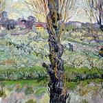 """View of Arles, 1889"" by fineartmasters"