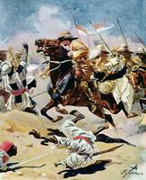 Charge of the 21st Lancers at Omdurman, 2nd Septem