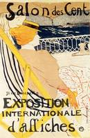 Poster advertising the Exposition Internationale d