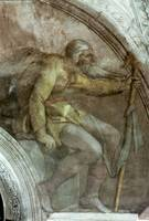 Sistine Chapel Ceiling: One of the Ancestors of Go