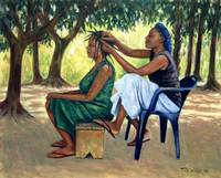 The Hairdresser, 2001