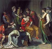 The Death of Anthony and Cleopatra, 1630-35