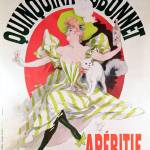 """Poster advertising Quinquina Dubonnet aperitif, 18"" by fineartmasters"