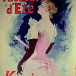 """""""Poster advertising Alcazar d"""