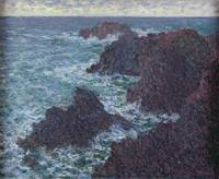 The Rocks at Belle Ile, the Wild Coast, 1886