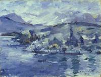 Afternoon on Lake Lucerne, 1924