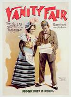 Vanity Fair, printed by Calvert Litho. Co., Detroi