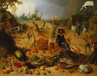 An Allegory of Autumn