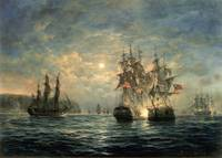 Engagement Between the Bonhomme Richard and the Se