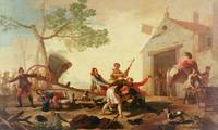 The Fight at the Venta Nueva, 1777